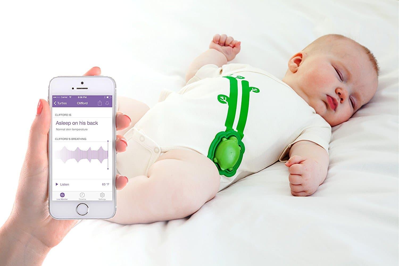 controllare il sonno del neonato