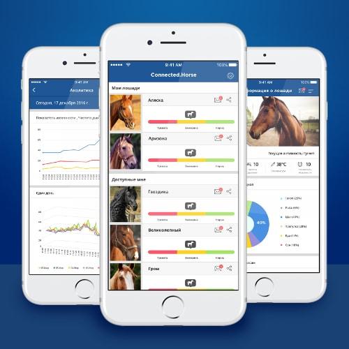 smart device per cavalli
